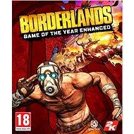 Borderlands: Game of the Year Enhanced (PC) Steam Schlüssel - PC-Spiel