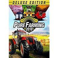 Pure Farming 2018 - Pure Farming Deluxe (PC) Steam Schlüssel - PC-Spiel