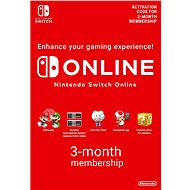90 Days  Online Membership (Individual) - Nintendo Switch Digital - Prepaid-Karte