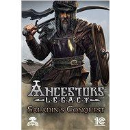 Ancestors Legacy - Saladin's Conquest (PC) Steam DIGITAL - Gaming Zubehör