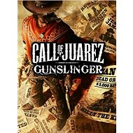 Call of Juarez: Gunslinger (PC) Steam DIGITAL - PC-Spiel