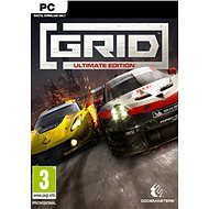 GRID Ultimate Edition (PC)  Steam DIGITAL - PC-Spiel