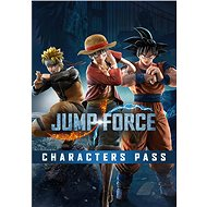 JUMP FORCE - Characters Pass (PC) Steam DIGITAL - Gaming Zubehör