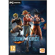 Jump Force Deluxe Edition (PC) Steam DIGITAL - PC-Spiel