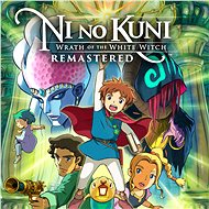 Ni no Kuni: Wrath of the White Witch Remastered (PC)  Steam + BONUS DIGITAL - PC-Spiel