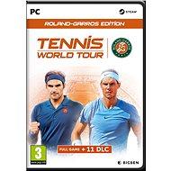 Tennis World Tour Roland-Garros Edition (PC) Steam DIGITAL - PC-Spiel