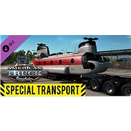 American Truck Simulator - Special Transport (PC) Key für Steam (CZ) - Gaming Zubehör