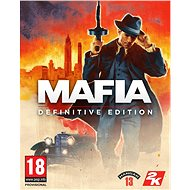 Mafia Definitive Edition - PC DIGITAL - PC-Spiel