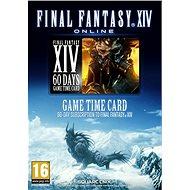 Final Fantasy XIV: A Realm Reborn 60 days time card - PC DIGITAL - Gaming Zubehör