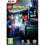 LEGO Batman 3: Poza Gotham - PC DIGITAL - PC-Spiel