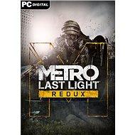 Metro: Last Light Redux - PC DIGITAL - PC-Spiel