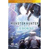 Monster Hunter World: Iceborne  Deluxe - PC DIGITAL - PC-Spiel