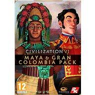 Civilization VI - Maya & Gran Colombia Pack - PC DIGITAL - Gaming Zubehör