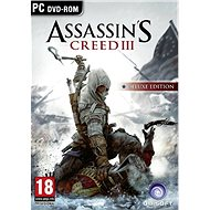 Assassins Creed III Deluxe Edition - PC DIGITAL - PC-Spiel