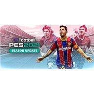 eFootball Pro Evolution Soccer 2021: Season Update - FC Barcelona Edition - PC DIGITAL - Gaming Zubehör