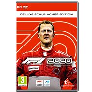 F1 2020 - Michael Schumacher Deluxe Edition - PC DIGITAL - PC-Spiel