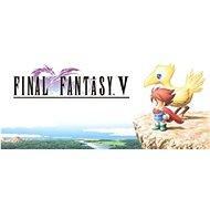 Final Fantasy V - PC DIGITAL - PC-Spiel