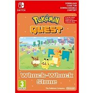 Pokémon Quest - Whack-Whack Stone - Nintendo Switch Digital - Gaming Zubehör