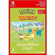 Pokémon Quest - Expedition Pack - Nintendo Switch Digital - Gaming Zubehör