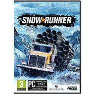 Snowrunner - PC DIGITAL - PC-Spiel