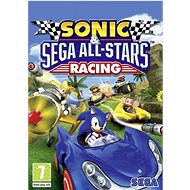 Sonic and SEGA All-Stars Racing - PC DIGITAL - PC-Spiel