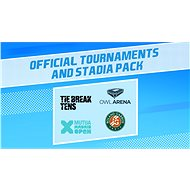 Tennis World Tour 2 - Official Tournaments and Stadia Pack - PC DIGITAL - Gaming Zubehör