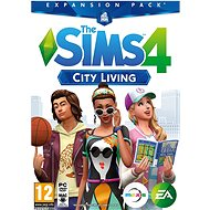 The Sims 4: City life - PC DIGITAL - Gaming Zubehör