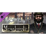 Tropico 4: Megalopolis DLC - PC DIGITAL - Gaming Zubehör