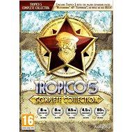 Tropico 5: Complete Collection - PC DIGITAL - PC-Spiel