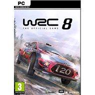 WRC 8 - PC DIGITAL - PC-Spiel