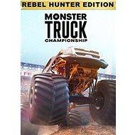 Monster Truck Championship Rebel Hunter Edition Deluxe - PC-Spiel