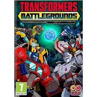 Transformers: Battlegrounds - PC DIGITAL - PC-Spiel