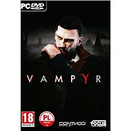 Vampyr - PC DIGITAL - PC-Spiel
