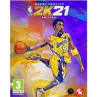 NBA 2K21: Mamba Forever Edition - PC DIGITAL - PC-Spiel