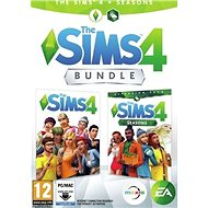 The Sims 4 + Seasons Bundle - PC DIGITAL - PC-Spiel