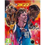 NBA 2K22: Anniversary Edition - PC DIGITAL - PC-Spiel