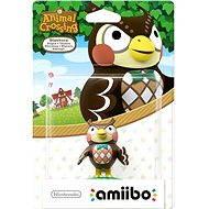 Amiibo Animal Crossing Blathers - Spielfigur