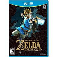 Nintendo Wii U - The Legend of Zelda: Breath of the Wild - Spiel für die Konsole
