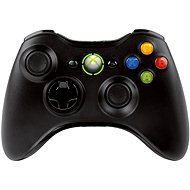 Gamepad Microsoft XBOX 360 Wireless Controller Black New - Gamepad