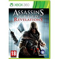 Assassins Creed: Revelations - Xbox 360 - Konsolenspiel