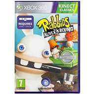 Raving Rabbids Alive & Kicking (Kinect erforderlich) - Xbox 360 - Spiel für die Konsole