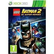 LEGO Batman 2: DC Super Heroes -  Xbox 360 - Konsolenspiel