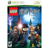 LEGO Harry Potter: Years 1-4 - Xbox 360 - Spiel für die Konsole