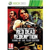 Red Dead Redemption (Game Of The Year) -  Xbox 360 - Konsolenspiel