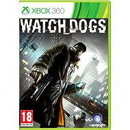Watch Dogs - Xbox 360 - Konsolenspiel
