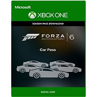 Forza Motorsport 6: Car Pass - Xbox One DIGITAL - Hra pro konzoli