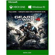 Gears of War 4: Standard Edition - (Play Anywhere) DIGITAL - Hra pro PC i konzoli