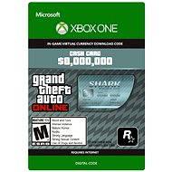 Grand Theft Auto V (GTA 5): Megalodon Shark Card DIGITAL - Gaming Zubehör
