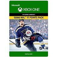 NHL 17 Ultimate Team NHL Points 12000 DIGITAL - Konsolenspiel