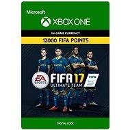 FIFA 17 Ultimate Team FIFA Points 12000 DIGITAL - Hra pro konzoli